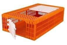 Eton plastic poultry crate